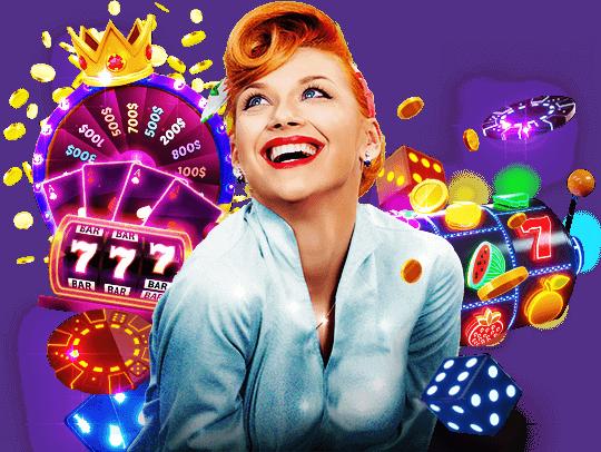 Jackpot Wheel Welcome