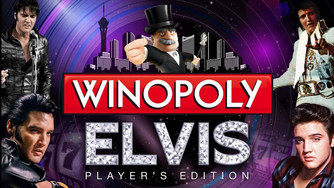 Hip swinging surprises Elvis style with Winopoly at Jackpot Wheel Online Casino