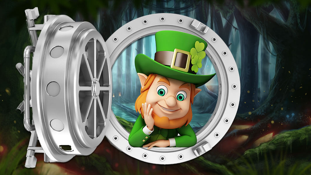Ready to shamrock and roll at Jackpot Wheel Online Casino?